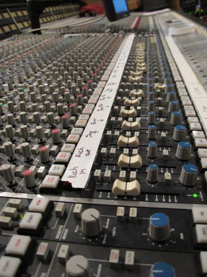 TOTM Studio Invasion