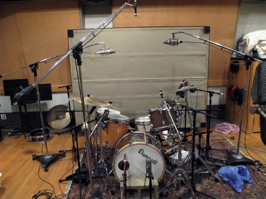 Drum Recording Basics